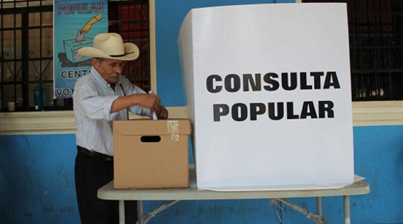 Realiza INE segundo simulacro para el Conteo Rápido de la Consulta Popular