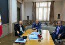 Ricardo Monreal comparte agenda legislativa de la CDMX con Adán Augusto y Sheinbaum