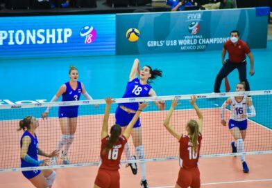 Clasifican a semifinales Rusia, Serbia, Italia y EU