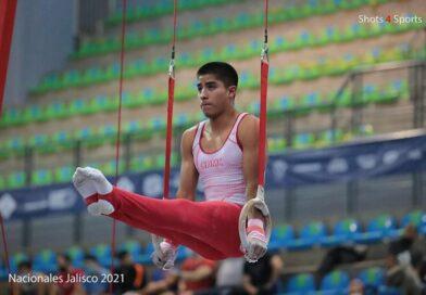 Ganan atletas de Benito Juárez 24 medallas en Campeonato Nacional de Gimnasia Artística 2021