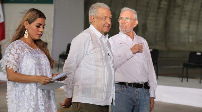 En Acapulco, AMLO encabeza reapertura de Parque Papagayo